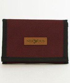 Nervous-Classic Su18 Portfel Maroon