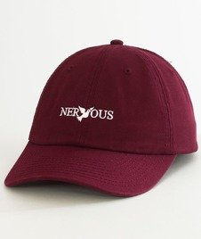 Nervous-Dad Su18 Classic Snapback Maroon