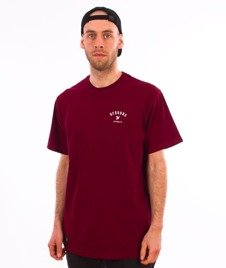 Nervous-LTD T-shirt Maroon