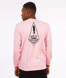 Nervous-Longsleeve F17 Shuttle Pink