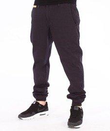 Nervous-Spodnie Sp17 Jogger Grafitowe