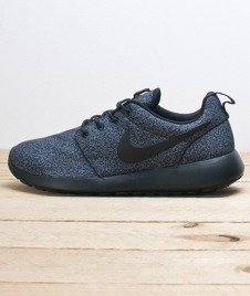 Nike-WMNS Nike Rosherun Antracite Black[599432-017]