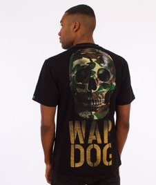 Pit Bull West Coast-War Dog T-Shirt Czarny