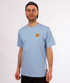 Pizza Sport-T-Shirt Błękitny