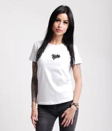 Polska Wersja Girls MINI POLSKA WERSJA T-Shirt Biały