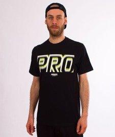 Prosto-Focus T-Shirt Czarny