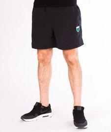 Prosto-Shorts Secretly Krótkie Spodnie Czarne