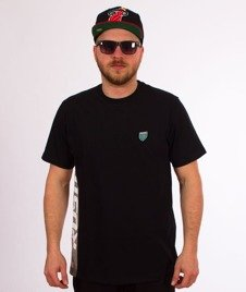 Prosto-Taper T-Shirt Black
