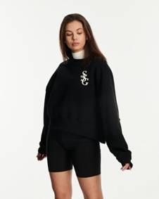 SSG Girls FREEDOM Bluza Klasyczna Czarny