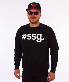SmokeStory-Klasyk #SSG Bluza Czarna