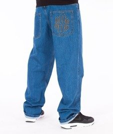 SmokeStory-Outline SSG Regular Jeans Light Blue