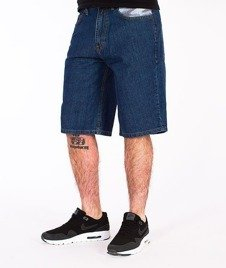 SmokeStory-Snake Moro Krótkie Spodnie Medium Blue