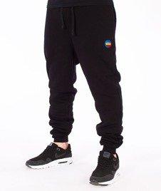 Stoprocent-Athletic Spodnie Dresowe Czarne