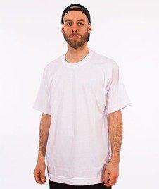 Stoprocent-Baggy Base T-Shirt Biały