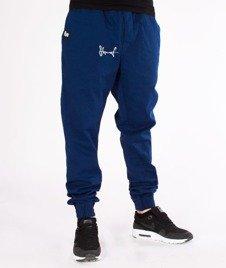 Stoprocent-SJJ Classic Spodnie Jogger Blue