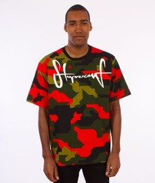Stoprocent-Tag17  T-shirt Camo
