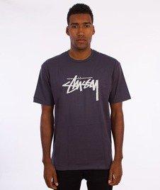 Stussy-Stock T-Shirt Midnight