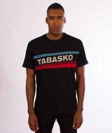 Tabasko-Skew T-Shirt Czarny