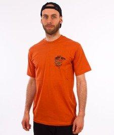 Turbokolor-Agressive T-Shirt Orange
