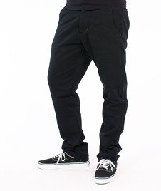 Turbokolor-Chino Slim Fit Black SS16
