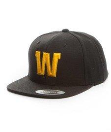 WSRH-W Snapback Czarny